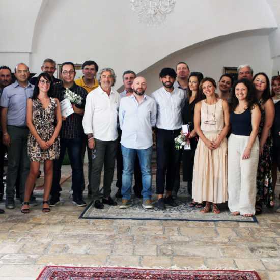 Cinque anni dell'ATS NoNeet: a Masseria Notarangelo si incontrano tutti i partner